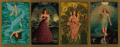 soul journey tarot spread