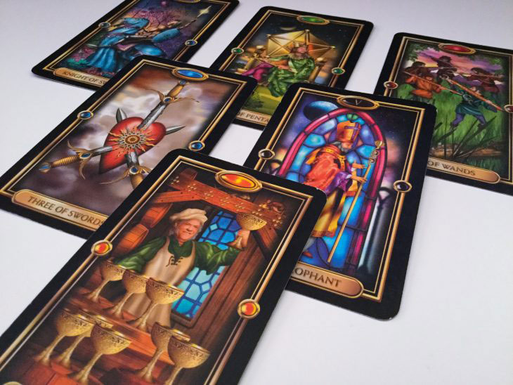 how to get great tarot readings from your new deck straight away header image