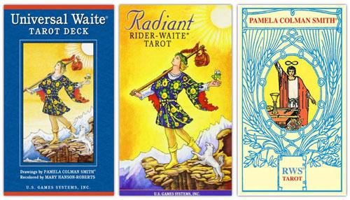 original-rider-waite-smith-favoured