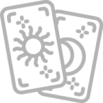 timing events using tarot and astrology icon