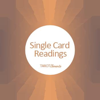 single-card-reading-logo